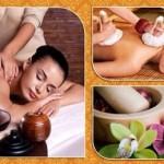 nek schouder massage